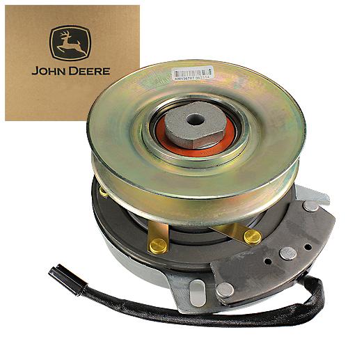 JOHN DEERE #AM136787 Z TRAK PTO CLUTCH - Z465, Z445, Z425