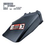 John Deere #GY20647 Mower Deck Guard / Side Discharge Chute