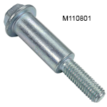 JOHN DEERE #M110801 SCREW / BOLT