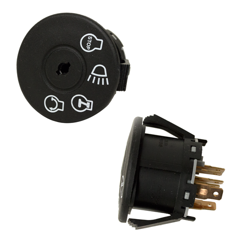 JOHN DEERE #GY20074 IGNITION SWITCH