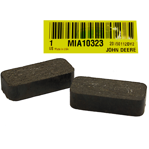 JOHN DEERE #MIA10323 BRAKE PAD KIT