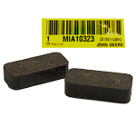 John Deere #Mia10323 Brake Pad Kit