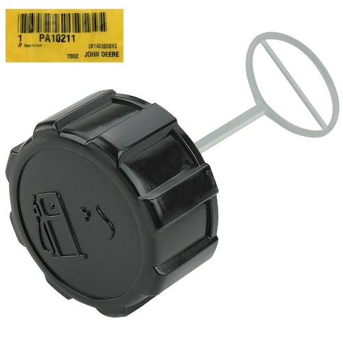 John Deere #PA10211 Fuel Tank Filler Cap