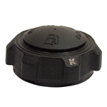 JOHN DEERE #GX22166 FUEL TANK FILLER CAP - SIDE VIEW
