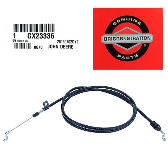 John Deere #GX23336 Operator Presence Cable