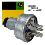 John Deere #TCA22740 Ignition Switch