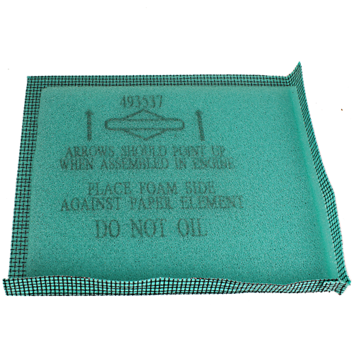John Deere #LG493537S Air Filter Pre-Cleaner