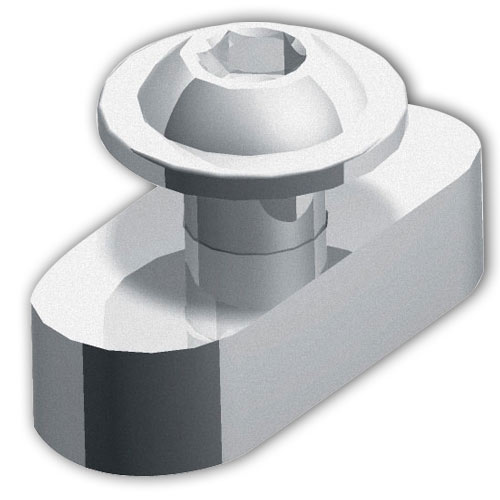 Festool 497476 Workcenter Profile Key Fasteners - 2 Pk