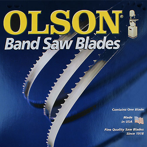 Olson FB Band Saw Blade, 67-1/2-Inch x 1/8-Inch x 14 TPI