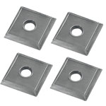 Festool 491391 Chamfer Trimming Router Bit Replacement Inserts HW D 19/12 S8 - 4 Pk.