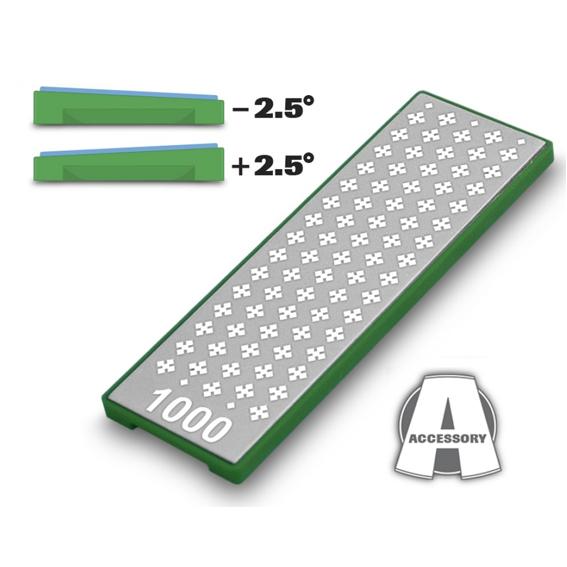 M-Power Diamond Cross Angled Super Fine Diamond Stone