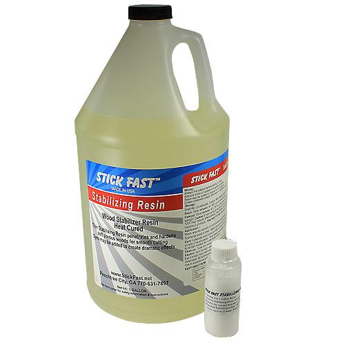 Stick Fast Stabilizing Resin & Catalyst - 1 Gallon