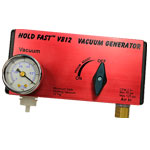 HOLD FAST #V812 VACUUM GENERATOR W/ REGULATOR