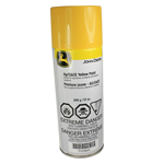 JOHN DEERE #TY25641 AG/C & CE YELLOW SPRAY PAINT - 12 OZ.