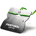 Festool 499749 Radius Edge Banding Scraper