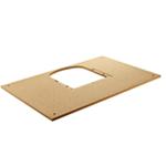 Festool 500366 MFT/3 Table Insert For Conturo Edge Bander