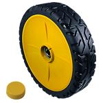 John Deere #GX22574 Front Wheel & Tire Assembly