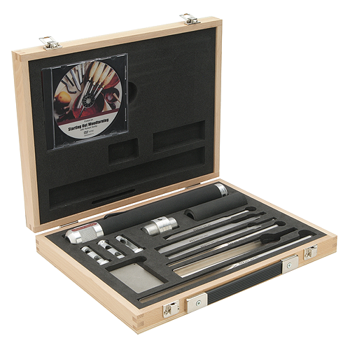 SORBY #SOV-67DBS 6 PC  SOVEREIGN TURNING TOOL SET
