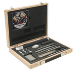 Sorby #SOV-67DBS 6 Pc. Sovereign Turning Tool Set