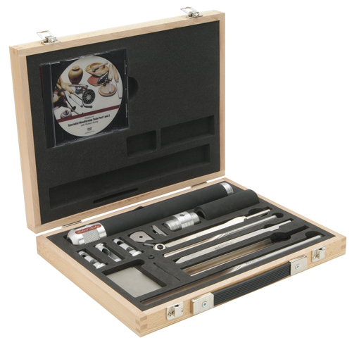 SORBY #SOV-200DBS SOVEREIGN HOLLOWING TOOL SET