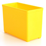 Festool 498039 Yellow Plastic Systainer Container Boxes - 6 Pk.