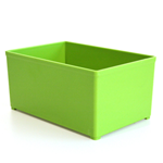 Festool 498041 Green Plastic Systainer Container Boxes - 2 Pk.
