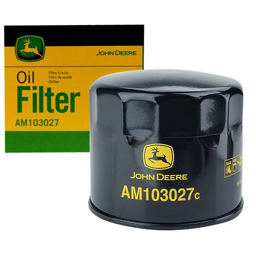 JOHN DEERE #AM103027 HYDROSTATIC TRANSMISSION OIL FILTER