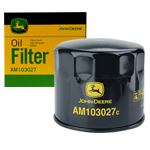 JOHN DEERE #AM103027 HYDROSTATIC TRANSMISSION OIL FILTER