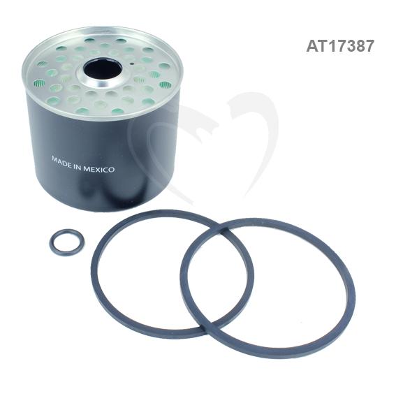 John Deere #AT17387 Fuel Filter Element