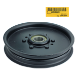 John Deere #AM106627 Flat Idler Pulley