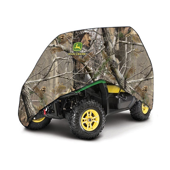 John Deere #LP37039 XUV 550 S4 Vehicle Cover, Camo