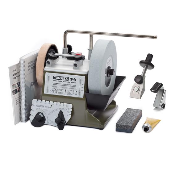 Tormek T-4 Bushcraft Limited Edition Sharpening System - Machine & Accessories