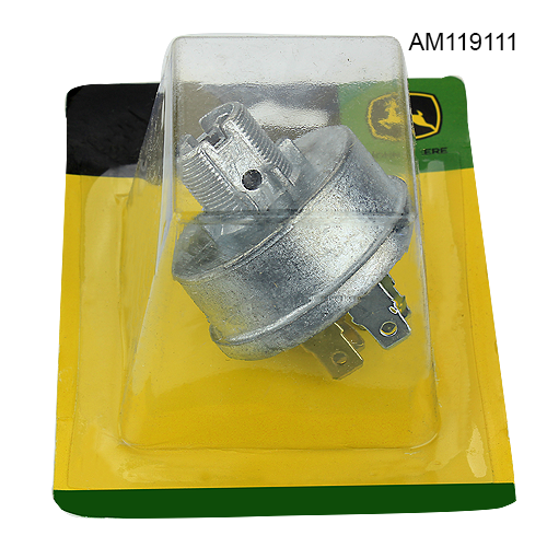 John Deere #AM119111 Ignition Switch