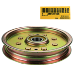 John Deere #AM121108 Flat Idler Pulley
