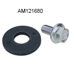 JOHN DEERE #AM121680 MOWER BLADE BOLT & WASHER KIT