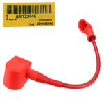 John Deere #AM123446 Battery Cable