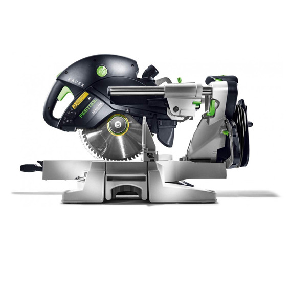 Festool 575306 Kapex Sliding Compound Miter Saw KS 120 REB