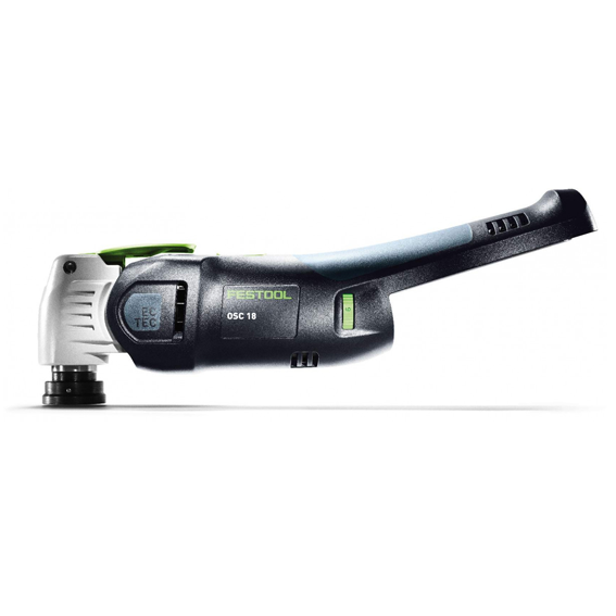 Festool 574850 Vecturo OSC 18 Cordless Oscillating Multi-Tool Basic Set - Main