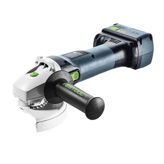 Festool 575348 Cordless Angle Grinder AGC 18-125 Li 5 2 EBI-Plus - Main