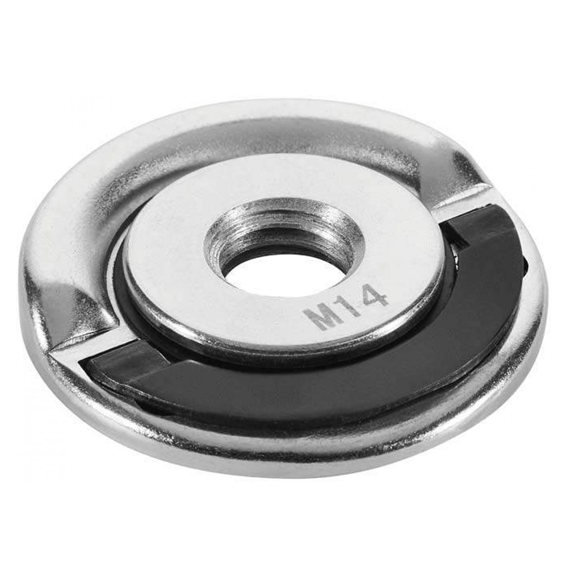 Festool 204928 Keyless Flange Nut QRN-AGC 18 5/8