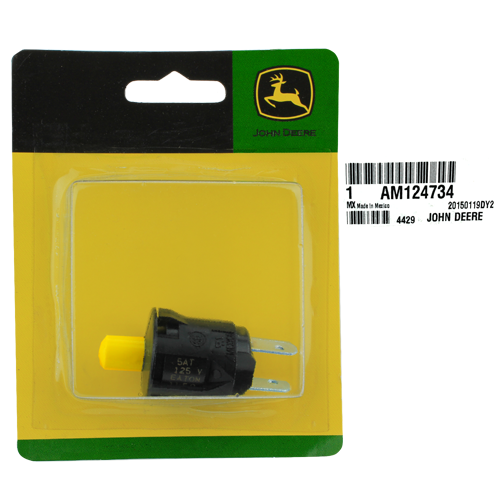 JOHN DEERE #AM124734 RIO SWITCH