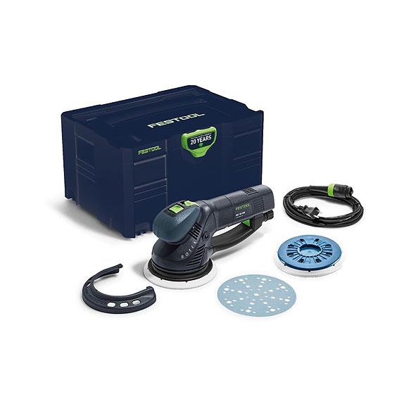 Festool 576691 Emerald Edition RO 150 FEQ Sander & Bonus Sanding Pack