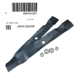 JOHN DEERE #AM141031 3-IN-1 MOWER BLADE KIT