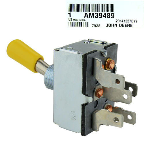 JOHN DEERE #AM39489 PTO SWITCH