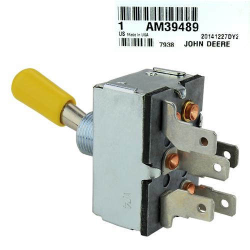 John Deere AM39489 PTO Switch
