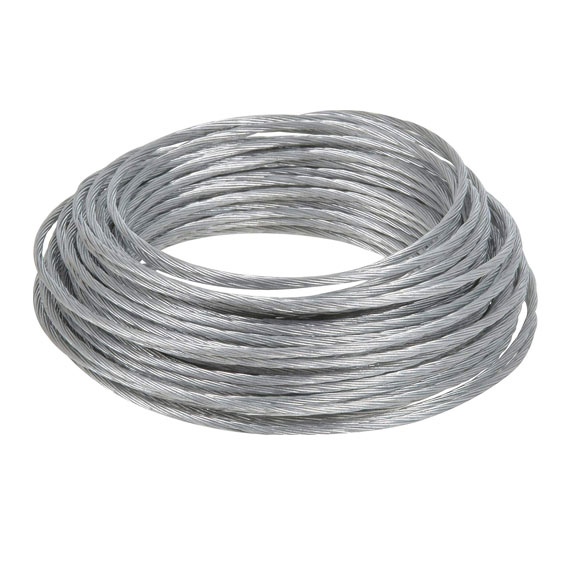Hillman 121106 Picture Hanging Wire, #2 X 25 Ft.