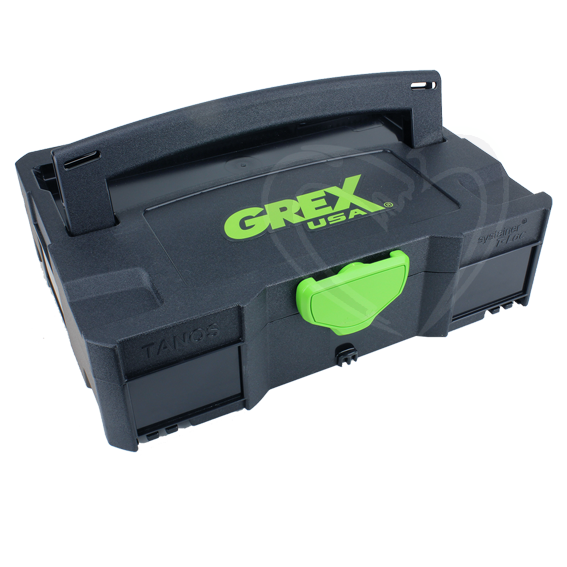 Grex SYS 1 Systainer for P635, 645, 645L, 650, 650L 23 Gauge Pinners