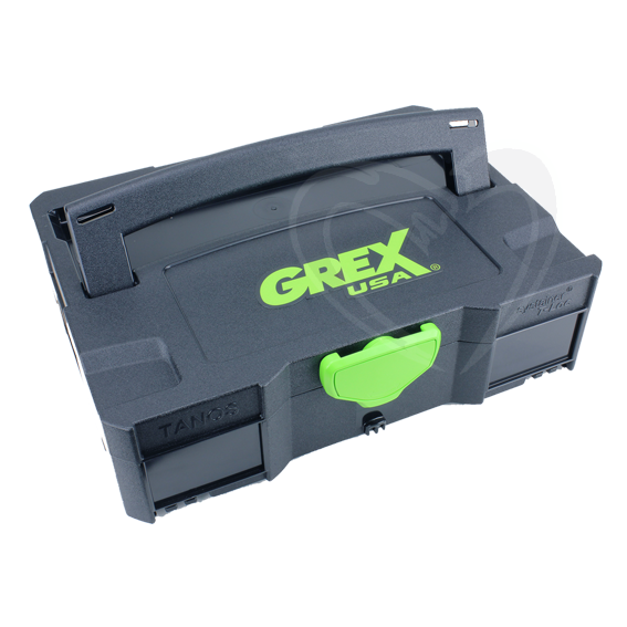 Grex SYS 1 Systainer for 1850GB, P650LX, H850LX Nailers & Pinners