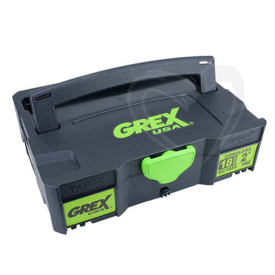 Grex SYS 1 Systainer for GC1850 Cordless Brad Nailer