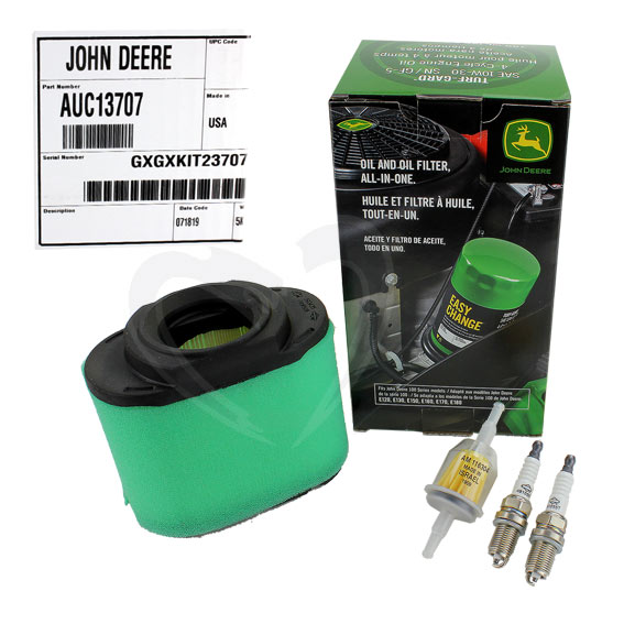 John Deere AUC13707 Home Maintenance Kit